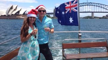 Christmas Day Lunch Cruises