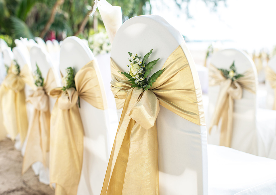 Gold Wedding Package 1