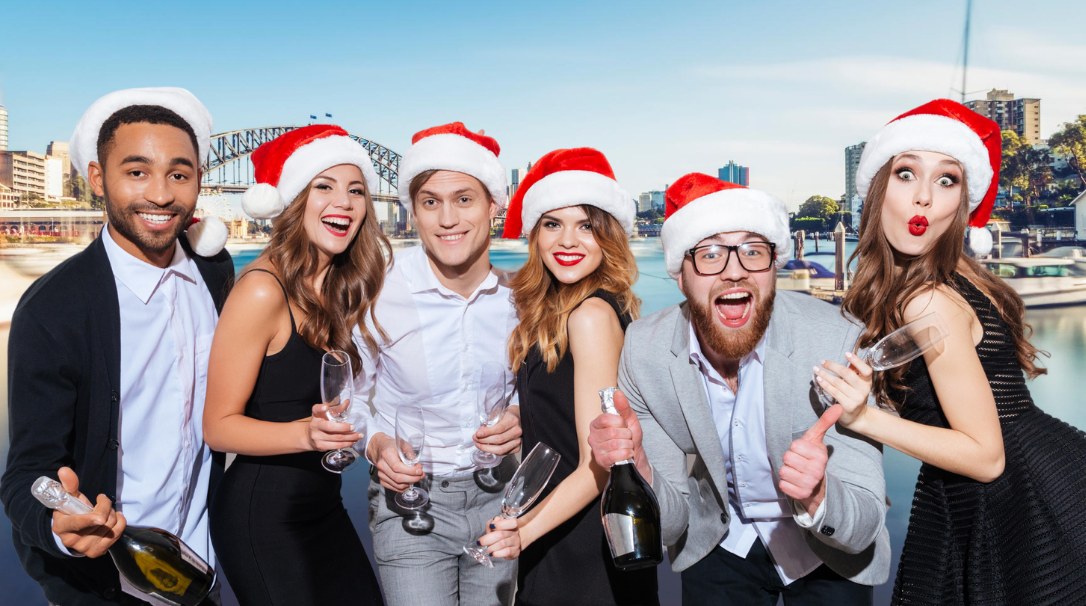 Shared Xmas Party Packages