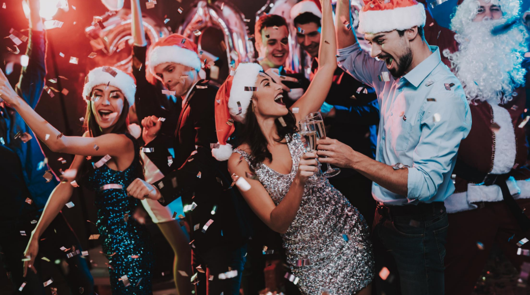 Private Christmas Party Packages